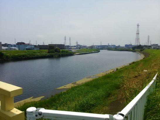 横浜市港北区綱島東の町並みと灯油配達と。